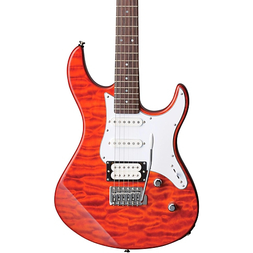 Quilted Maple Top Electric Guitar by Yamaha in Love & Mercy