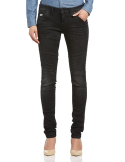 Women's 5620 Custom Slim Tapered Jeans by G-Star Raw in Pretty Little Liars