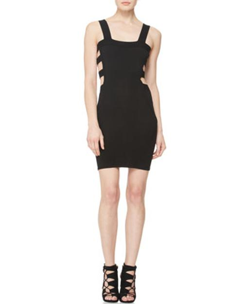 Cutout Body-Con Dress by Alexander McQueen in About Last Night