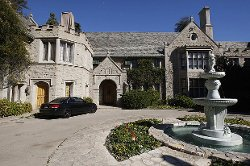 Los Angeles, California by Playboy Mansion in The Gambler