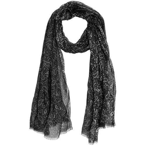 Printed Paisley Scarf by John Varvatos in American Horror Story - Season 5 Episode 1