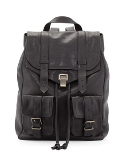 PS1 Large Double-Pocket Backpack by Proenza Schouler in Scandal
