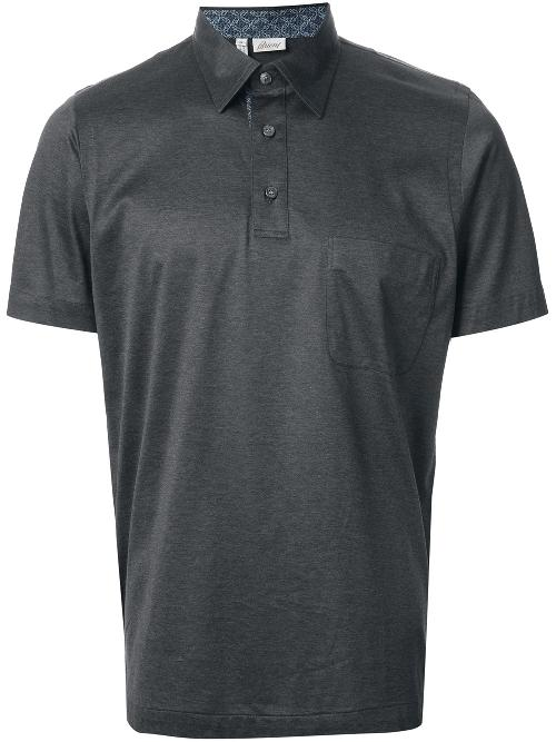 polo shirt by BRIONI in Million Dollar Arm