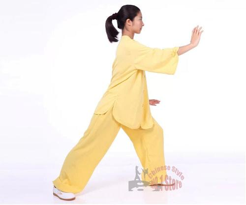 Chinese Martial Arts Clothing by Ali Express in Couple's Retreat