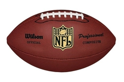 NFL Pro Replica Game Football by Wilson in Ballers