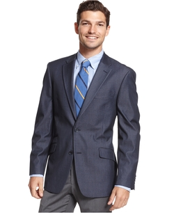 Twill Trim-Fit Sport Coat by Tommy Hilfiger in The Divergent Series: Insurgent