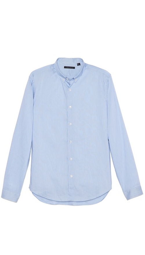 Stephan Edgerton Shirt by Theory in The Hundred-Foot Journey
