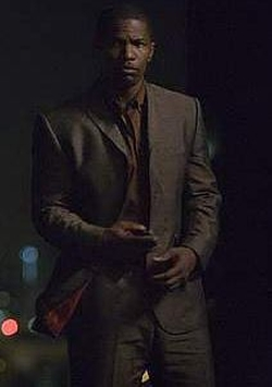 Custom Made Two Piece Suit by Ozwald Boateng (Costume Designer) in Miami Vice