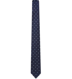 Pinhead Polka Dot Tie by Hugo Boss in Central Intelligence