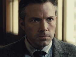 Custom Made Gray Dress Shirt by Gucci in Batman v Superman: Dawn of Justice