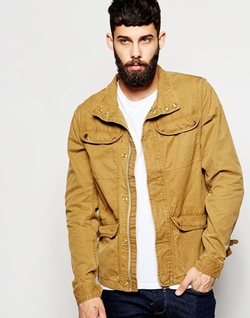 Canvas Jacket by Scotch and Soda in The Flash