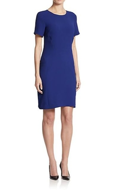 Shift Dress by Josie Natori in Quantico