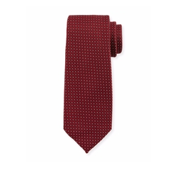Micro Dot-Print Silk Tie by Tom Ford in The Blacklist
