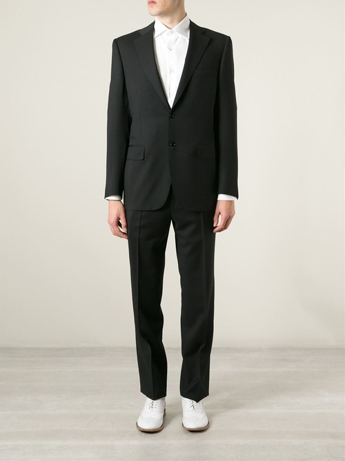Two-Piece Suit by Canali in Steve Jobs