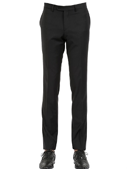 Wool Blend Pants by Montezemolo in The Gift