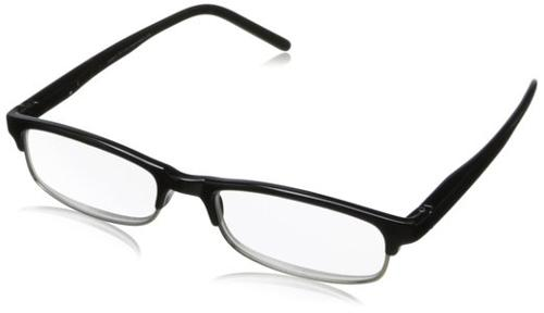 Provocateur Black Wayfarer Reading Glasses by Peepers in Limitless