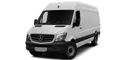 Sprinter by Mercedes-Benz in The Expendables 3