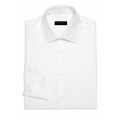 Textured Cotton Dress Shirt by Ike Behar in The Fate of the Furious