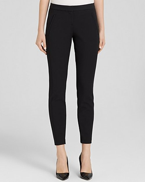 Venlynn Neo Twill Leggings by Theory in That Awkward Moment