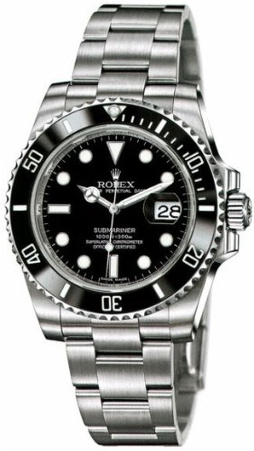 Submariner Watch by Rolex in Mission: Impossible - Ghost Protocol