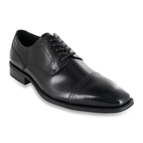 Men's Waltham Cap-Toe Oxfords by Stacy Adams in A Walk Among The Tombstones