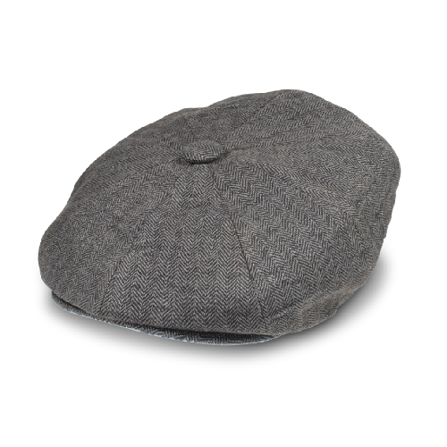 Culverton Gatsby Hat by Ted Goorin's Cut & Sew in The Great Gatsby