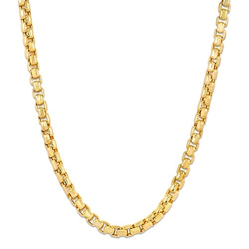 Box Chain Necklace by Maui Divers of Hawaii in Bridesmaids