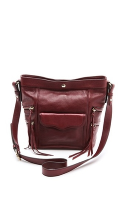 Dexter Bucket Bag by Rebecca Minkoff in Pretty Little Liars