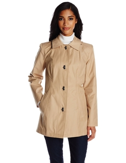 Single-Breasted Trench Coat by Anne Klein in Master of None