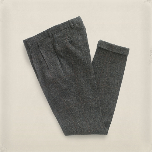 David Slim-Fit Wool Pant by Ralph Lauren in The Blacklist