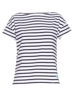Breton Stripe Cotton T-Shirt by Orcival in Popstar: Never Stop Never Stopping