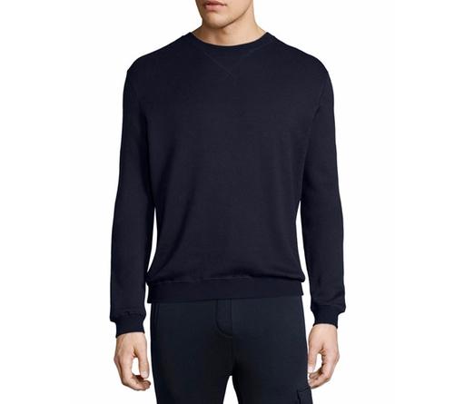 Melillo Terry Crewneck Sweatshirt by ATM Anthony Thomas in The Flash - Season 3 Episode 2