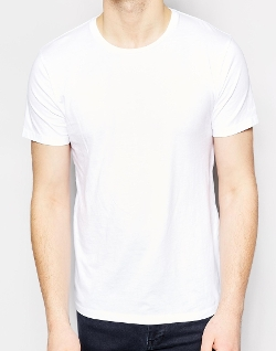 Crew Neck T-Shirt by Esprit in Adult Beginners