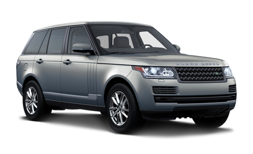 Range Rover SUV by Land Rover in 99 Homes