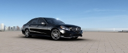 E400 Sedan by Mercedes-Benz in The Gift