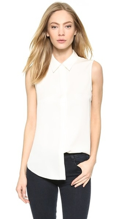Modern Tanelis Blouse by Theory in Suits