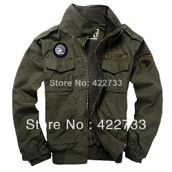 Casual Jacket Military Uniform by Jeepmove in The Age of Adaline