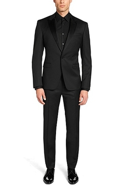 Silk Lapel Tuxedo by Boss in Now You See Me 2