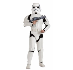 Deluxe Stormtrooper Adult Costume by Rubie's in Rogue One: A Star Wars Story