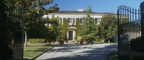 415 South Grand Avenue (Depicted as Garner Residence) Pasadena, California in The Hangover
