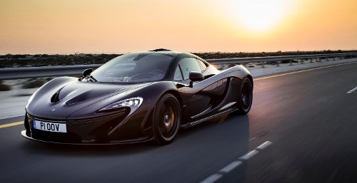 P1 Coupe by McLaren in Need for Speed