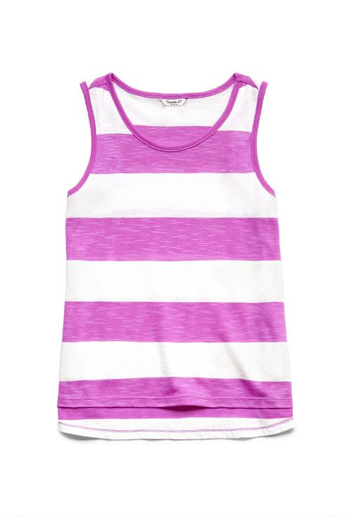 Favorite Striped Tank by Forever 21 in And So It Goes