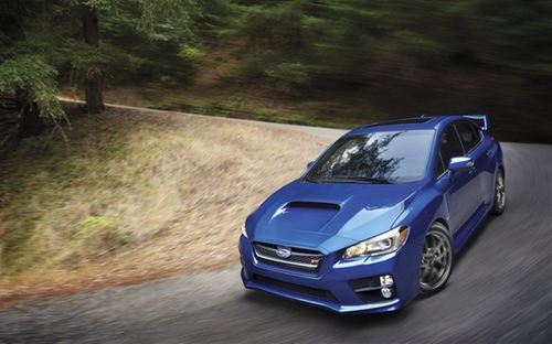 Impreza WRX STi Sedan by Subaru in Furious 7