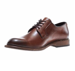 Luke Leather Lace-Up Oxford Shoes by Wolverine in Ballers