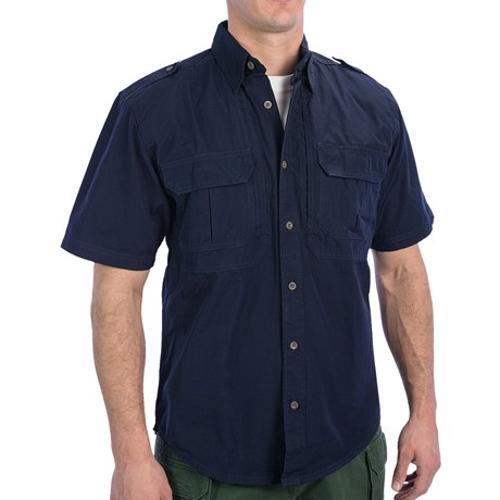 Elite Button-Up Shirt by Woolrich in Sabotage