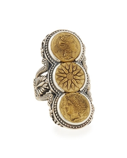 Triple Coin Ring by Konstantino in Ride Along 2