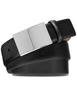 Metal Plaque Belt by Michael Kors in Begin Again