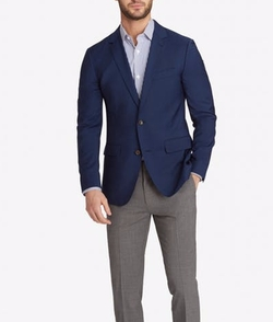 The Jetsetter Italian Wool Blazer by Bonobos in Quantico