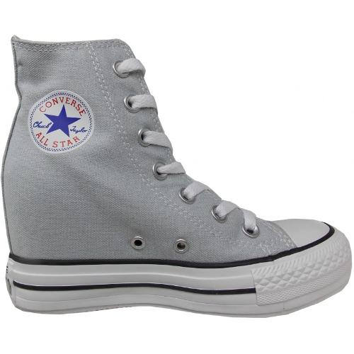 Chuck Taylor All Star Platform Plus Sneaker by Converse in Tammy