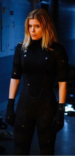 Custom Made Sue Storm / The Invisible Woman Costume (Kate Mara) by George L. Little (Costume Designer) in Fantastic Four